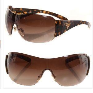 c27fe21c3a7d7 italy prada plasticroundsunglasses 811e0 3d37f  promo code for prada  accessories prada tortoise rimless shield sunglasses efb69 1cb1d